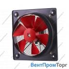 Вентиляторы осевые с настенной панелью