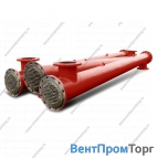 Теплообменник кожухотрубный водоводяной ВВП 21-530-2000