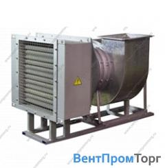 Электрокалориферные установки УВНЭ