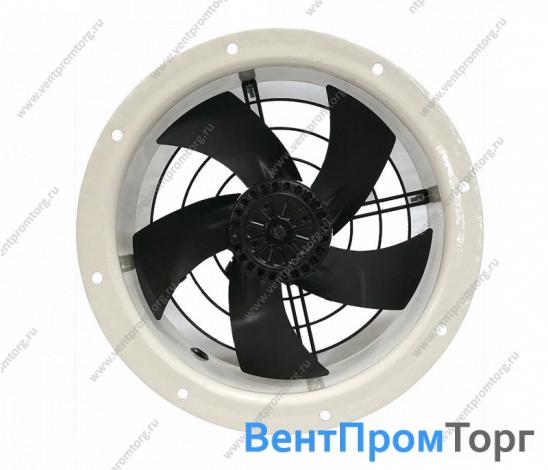 Вентиляторы осевые фланцевые