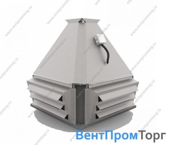 Вентиляторы крышные КРОС ВЕЗА