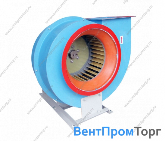 Вентиляторы центробежные из полипропилена