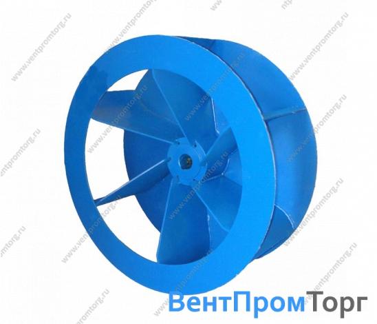 Рабочее колесо (крыльчатка) для пылевого вентилятора