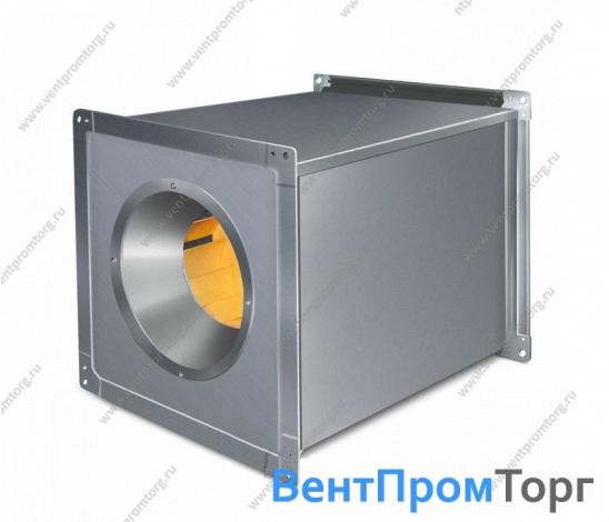 Вентиляторы канальные квадратные КВК