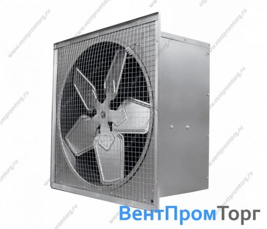 Вентилятор осевой оконный ВО №5,6