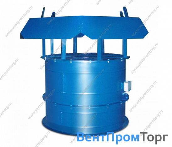 Вентилятор крышный осевой ВКОП 30-160 №8