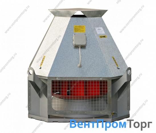 Вентилятор крышный ВКРм №4