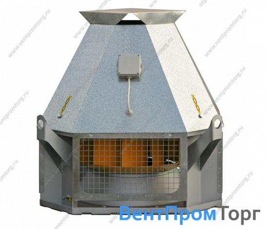 Вентилятор крышный ВКРС №4