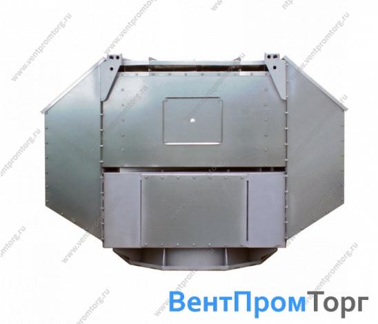 Вентиляторы дымоудаления крышные ВКРВ ДУ