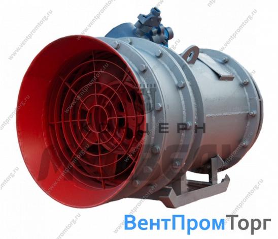 Вентиляторы шахтные ВМЭ