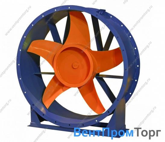 Вентилятор осевой ВО 14-320 №5