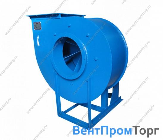 Вентилятор пылевой ВР 100-45 №8