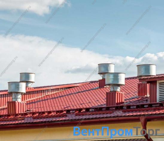 Дефлекторы вентиляционные