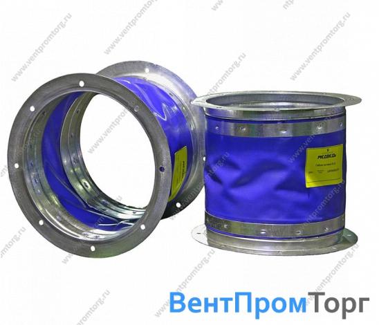 Гибкие вставки круглые для вентиляторов