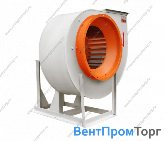 Вентилятор центробежный ВР 280-46 №8
