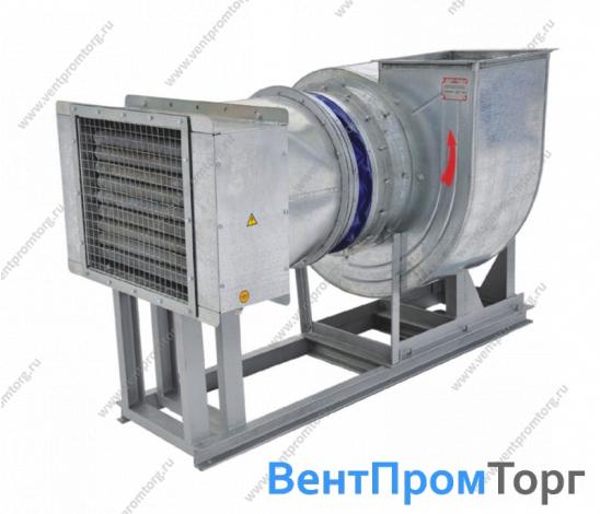 Электрокалориферная установка ЭКОЦ-100