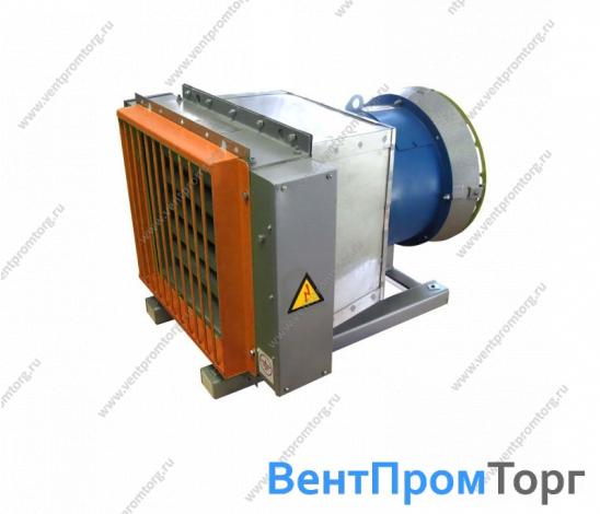 Электрокалориферная установка ЭКУ-90