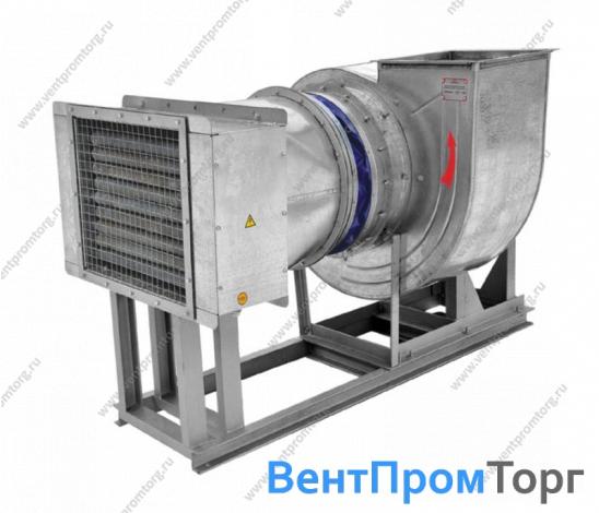 Электрокалориферная установка СФОЦ-40