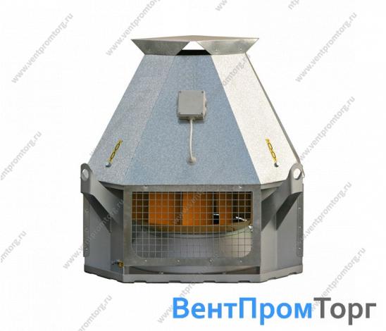Вентилятор дымоудаления ВКР №4 ДУ