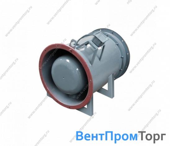 Вентилятор осевой ВОДМ №12,5 ДУ