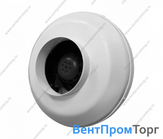 Вентилятор канальный пластиковый ВКК 160